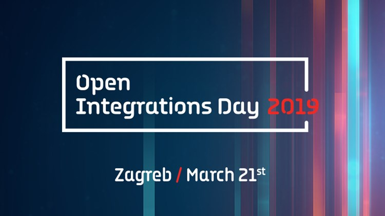 Just 7 days until the Open Integration Day conference